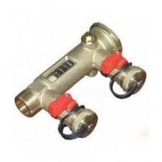 Расходомер, 2-12 л/мин, 1 ВР х 3/4 НР, арт. 1490 100159