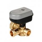 Трехходовой смесительный клапан с приводом SS2221 BNS, DN25, арт. 3400 100169