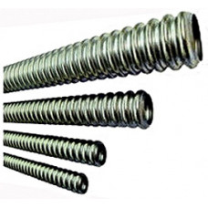 Гофрированная труба из нержавеющей стали (диаметр 16мм)