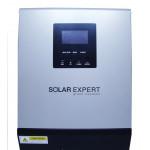 Инвертор/ЗУ/ИБП SOLAR EXPERT 1000 PWM 1000 кВА/0.8 кВт 12В/220В