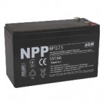 Аккумулятор NPP NP12-7