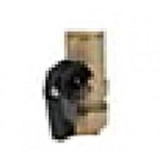 Кран шаровый 1/2 НРх3/8 ВР, арт. 1207 100166