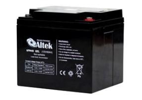 Аккумулятор Altek 40 AGM фото