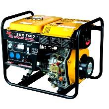 Дизельный генератор Кентавр КДГ283К фото