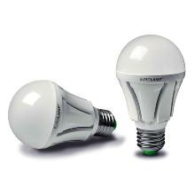 Светодиодная лампа EUROLAMP LED Лампа TURBO A60 7W фото