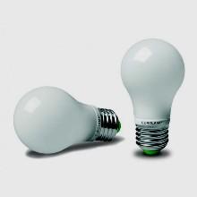 Светодиодная лампа EUROLAMP LED лампа A55 4W фото